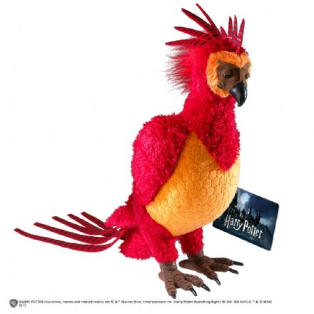 Harry Potter Fawkes Collectors Plush